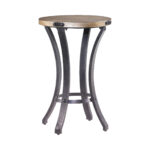 hairpin side table probably fantastic real aluminum patio end amazing small metal accent with coffee inspiration stunning tables hadin gold uttermost asher round standard cocktail 150x150