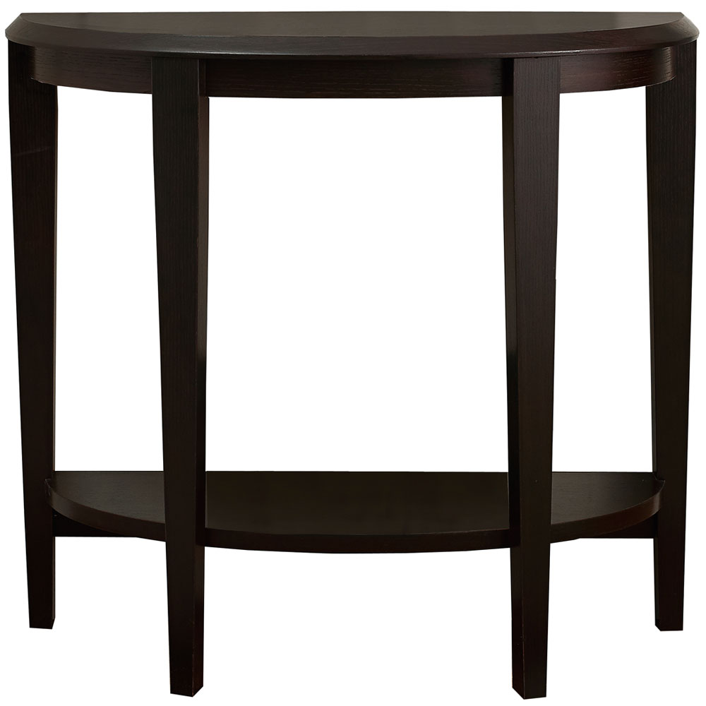 half moon accent table tables navy blue river goods solar umbrella inexpensive kitchen narrow white bedside cabinets ikea side safavieh kennedy small space bedroom furniture
