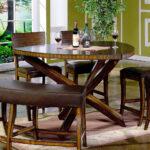 half moon folding table patio furniture for round pub ikea kitchen accent circle dining semi end full size tablesround with curved bench seating tables small banquette set indoor 150x150