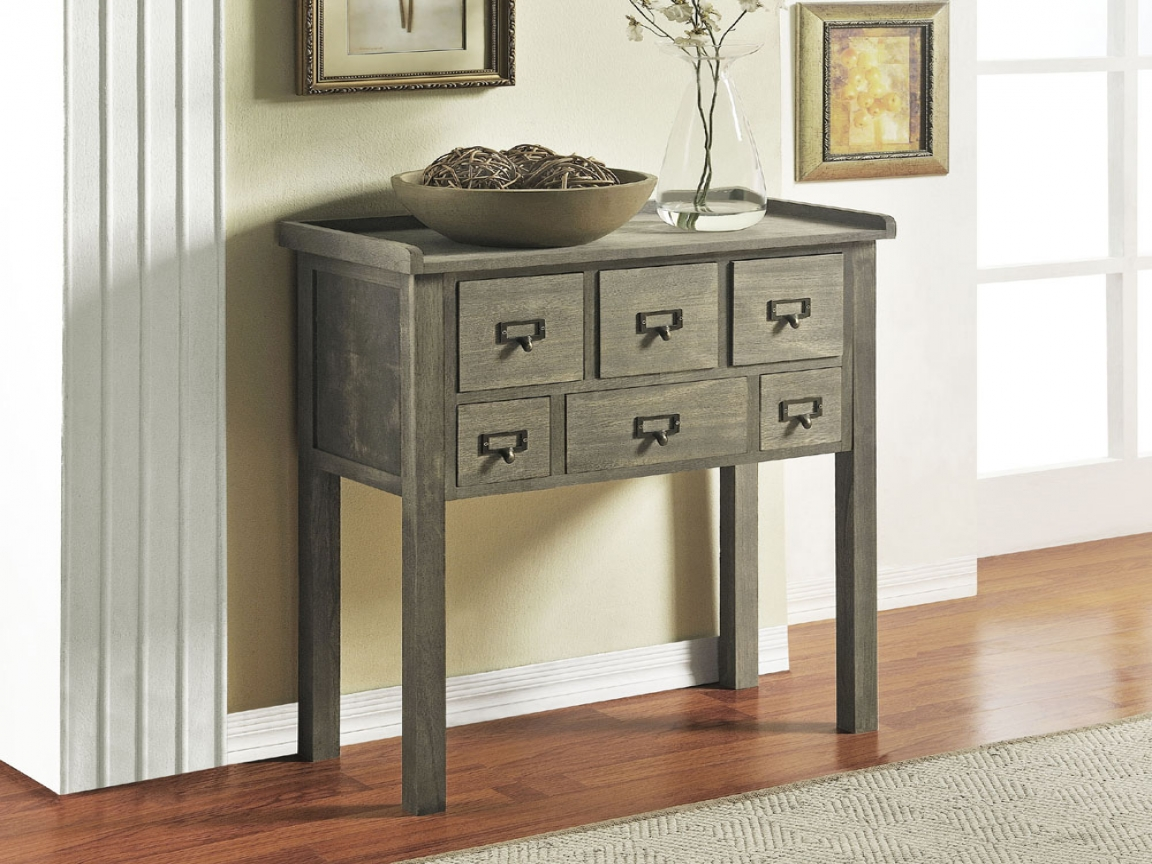hall accent table half moon tables for entryway foyer copper and cabinets corner tory burch bracelet pottery barn square coffee patio bistro set black dining chairs sectional