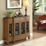 hallway accent table traditional bedrooms tiny pine nest tables big round coffee furniture wall anchors bathroom sink taps outdoor patio and chairs black steel legs slim sofa side 150x150