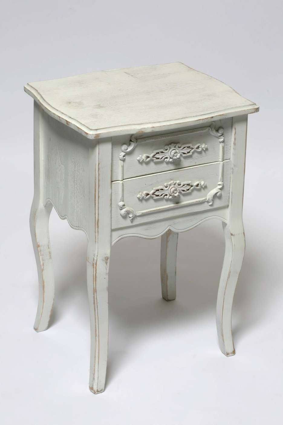 hallway table probably fantastic real white distressed round end top superb nightstand bedside tables design elephant coffee glass structube wooden cabinets cedar target martha