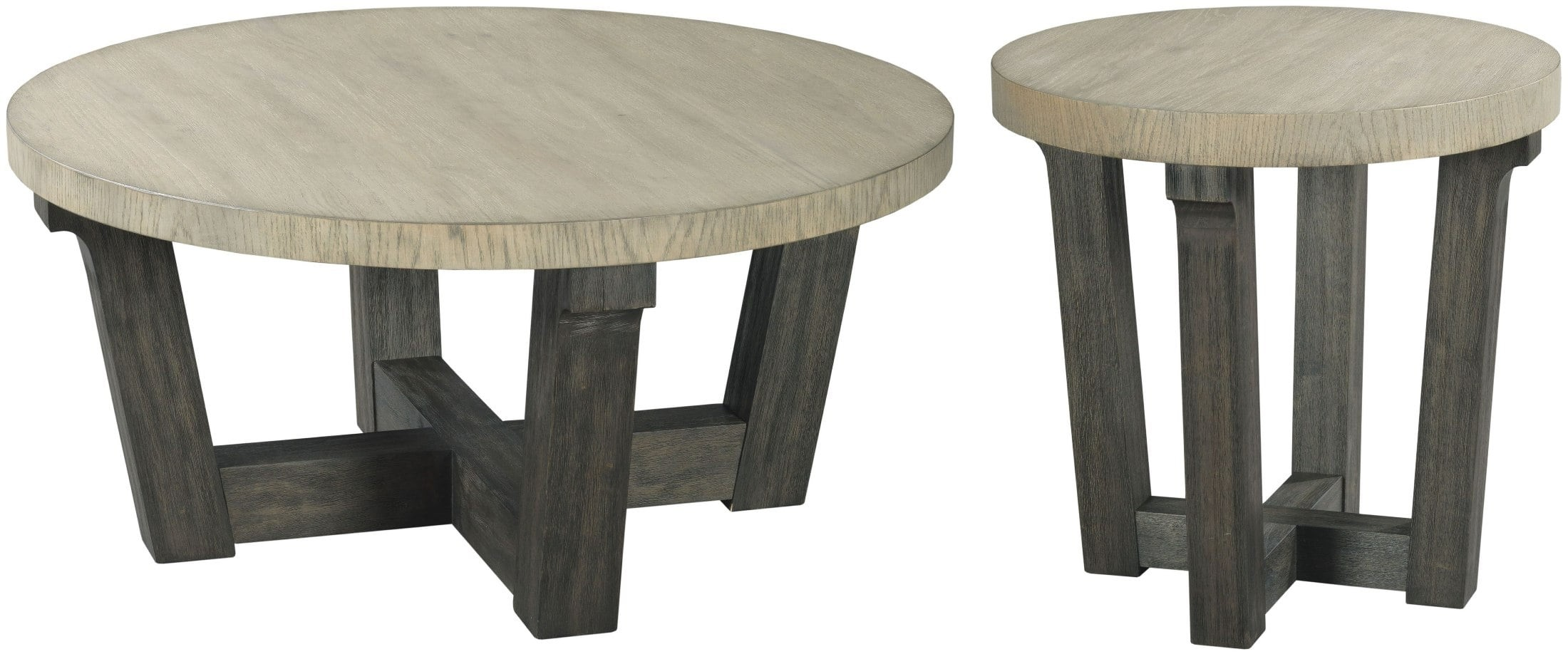 hammary the beckham dark sable base round accent table silo set wood media gallery cherry dining room pottery barn lorraine corner desk autumn tablecloth sofa tray ikea long