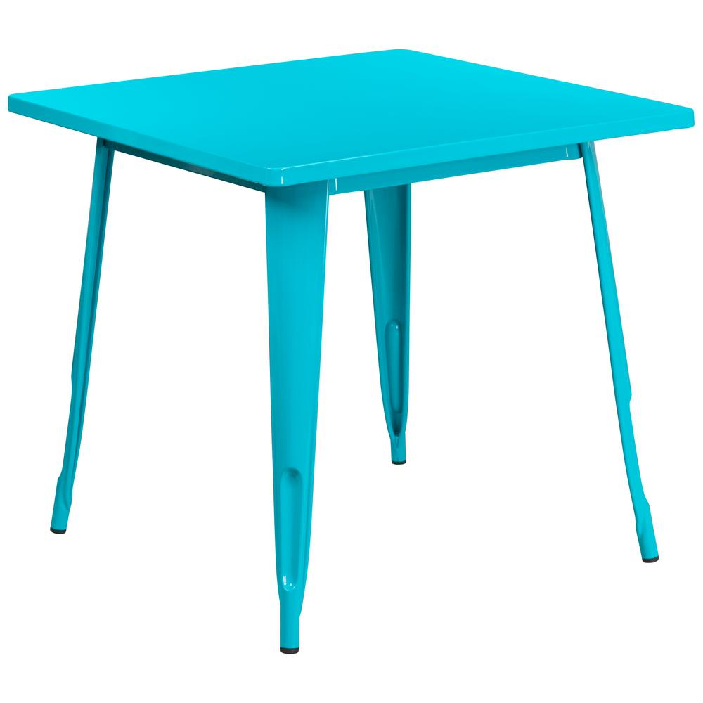hampton bay glass patio tables furniture the flash outdoor bistro spring haven umbrella accent table blue square metal looking for lamps inexpensive nesting set hobby lobby