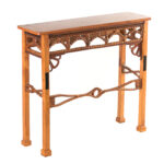 hand carved narrow stand accent table with drawer lamps and shades wood for outdoor furniture small blue side tall end counter dining best tablecloths height set plastic folding 150x150