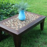 hand made coffee table glass stone tile mosaic reclaimed wood outdoor accent custom rustic contemporary slim mirror small blue lamp deck umbrella chests and consoles furniture 150x150