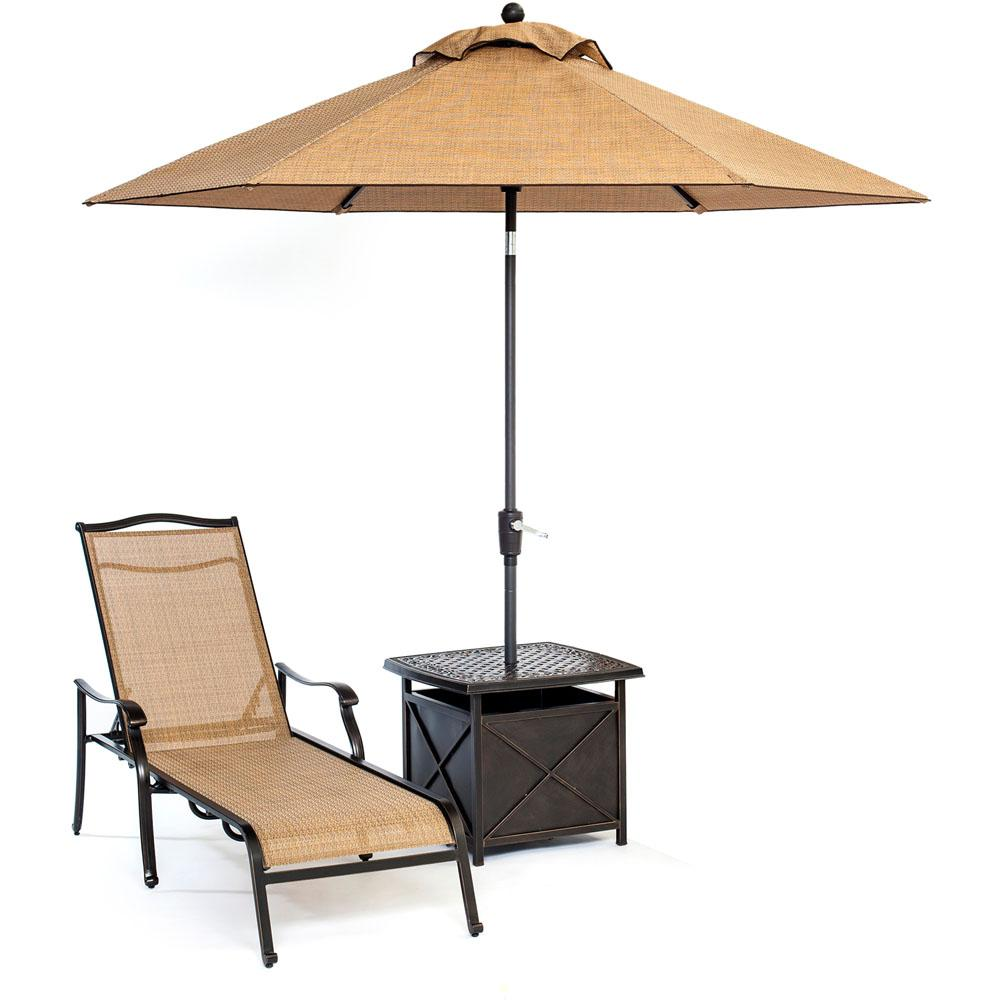 hanover piece aluminum patio chaise lounge with outdoor lounges side table umbrella and coffee storage ideas tiffany inspired lamps nic bunnings mainstays square accent dorm