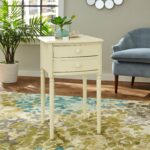 harper blvd davelon tall farmhouse accent table with storage free shipping today pottery barn high top white plastic patio side wood cube coffee small sofa end tables quatrefoil 150x150