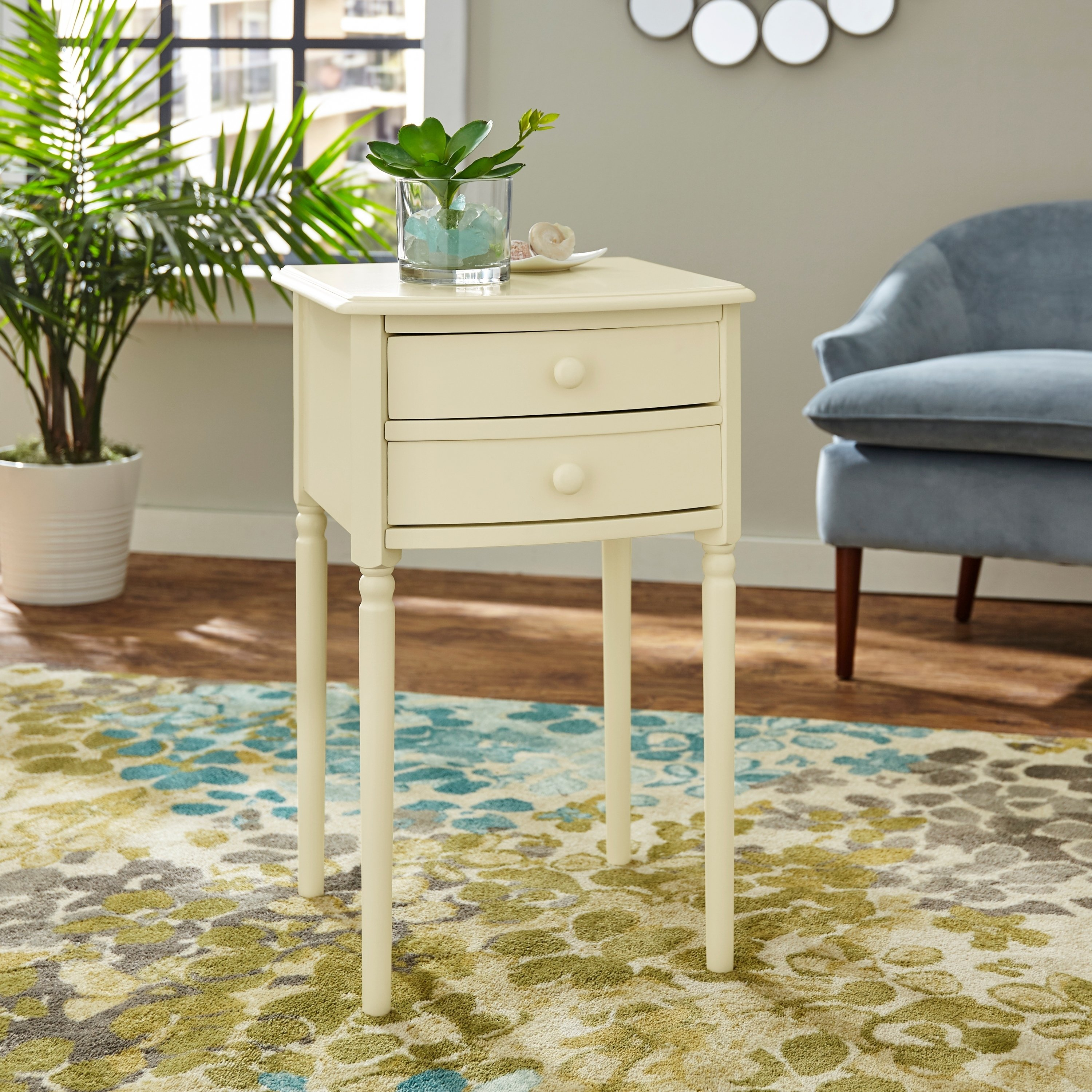 harper blvd davelon tall farmhouse accent table with storage free shipping today pottery barn high top white plastic patio side wood cube coffee small sofa end tables quatrefoil