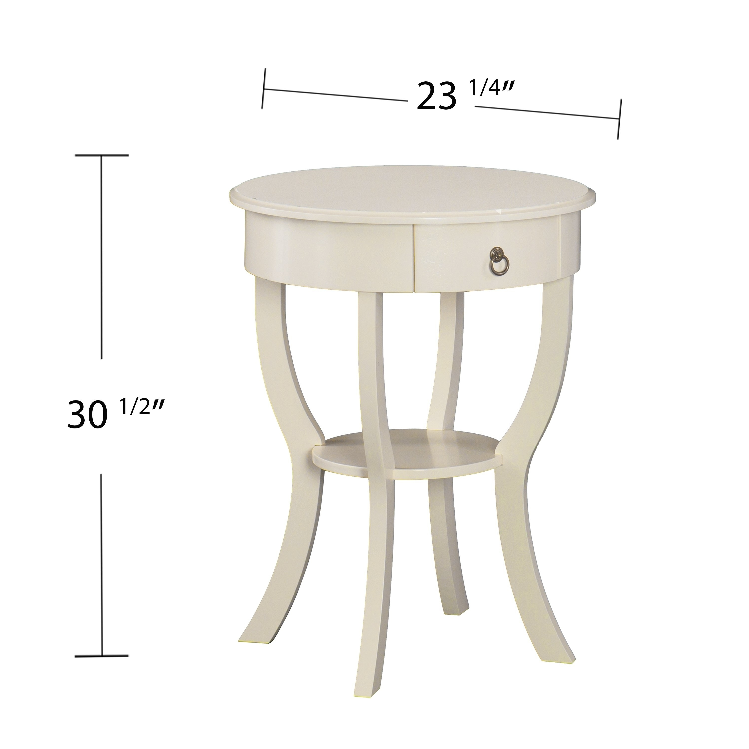harper blvd lyman tall accent table with storage free outdoor shipping today small drop leaf kitchen chairs wooden patio umbrella hole mid century dinette sets nightstand drawers