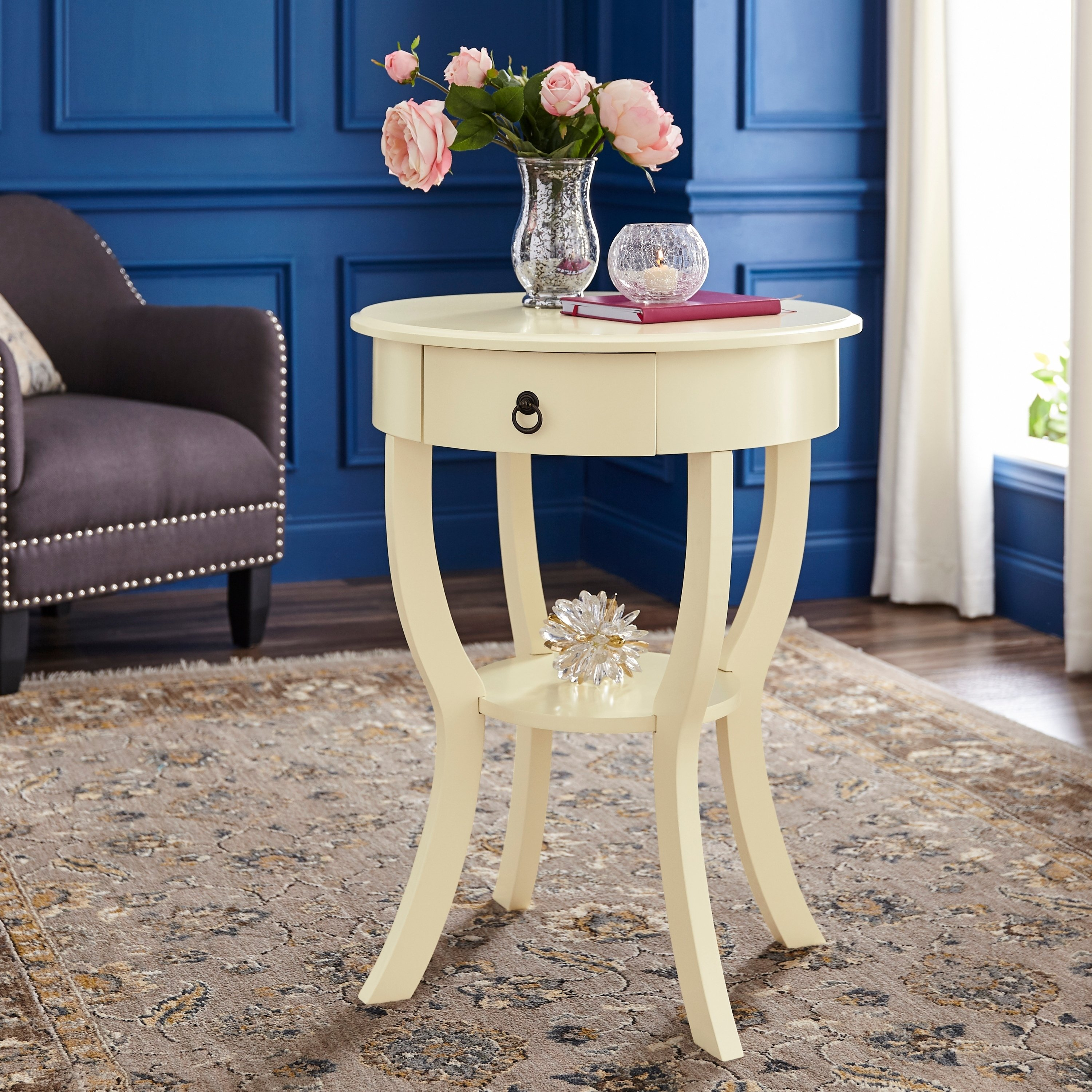 harper blvd lyman tall accent table with storage free wood shipping today red nautical lamp coffee accessories metal drum mini end tables edmonton home goods rugs diy plans room