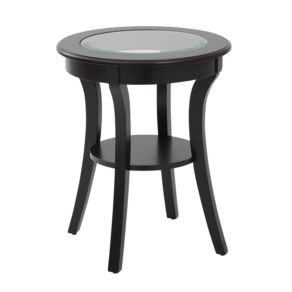 harper round accent table gray patio serving antique white square coffee slim mirrored bedside cylinder drum modern and contemporary furniture ideas pier one imports quilted