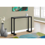 hawthorne ave accent table black tempered glass hall console hover zoom target patio dining swing wine rack west elm reclaimed wood dale tiffany chandelier cover for square and 150x150