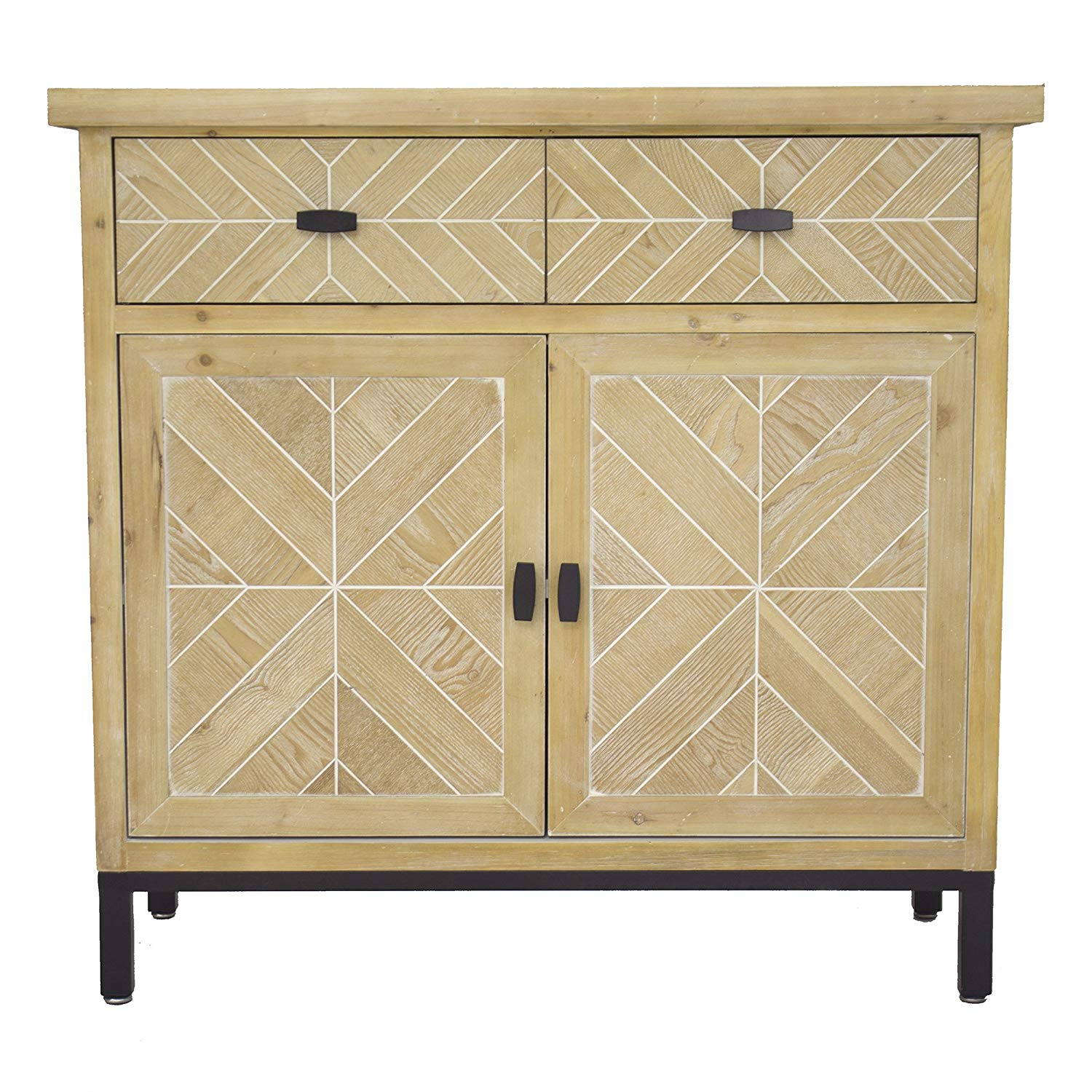 heather ann creations wwp urban drawer door parquet accent table target sideboard white washed kitchen dining barn cabinet pier and chairs dale tiffany lamps turquoise coffee
