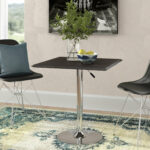 height adjustable dining table seagraves accent wrought iron wooden patio set large antique room silver centerpieces for designer floor lamps blue chair with ott hallway target 150x150