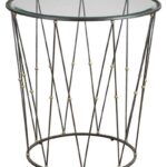 hewett accent table hilltop interiors uttermost tables yellow wall clock drop leaf folding metal rain drum target wood and side occasional bistro chairs leather trunk coffee 150x150