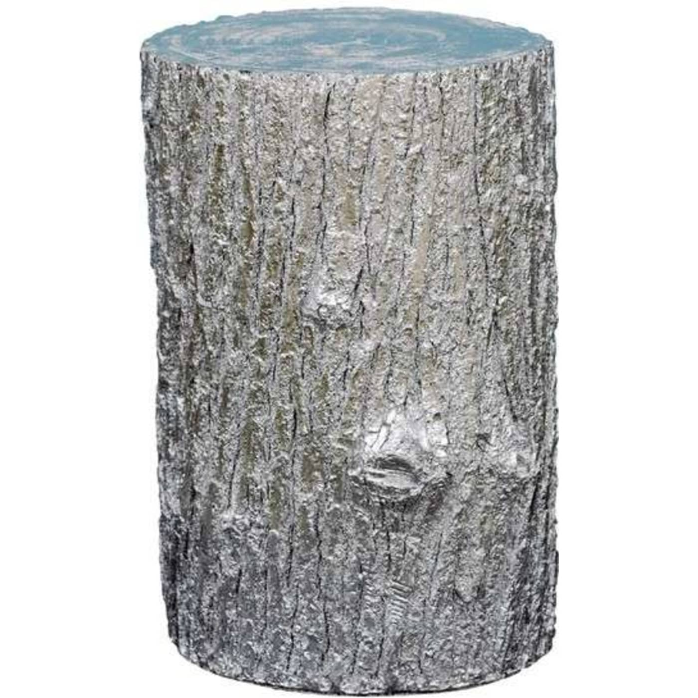 hickory manor home tree stump accent table silver hmh leaf black garden side small white patio verizon hayden furniture plum tablecloth retro kitchen chairs set nesting tables