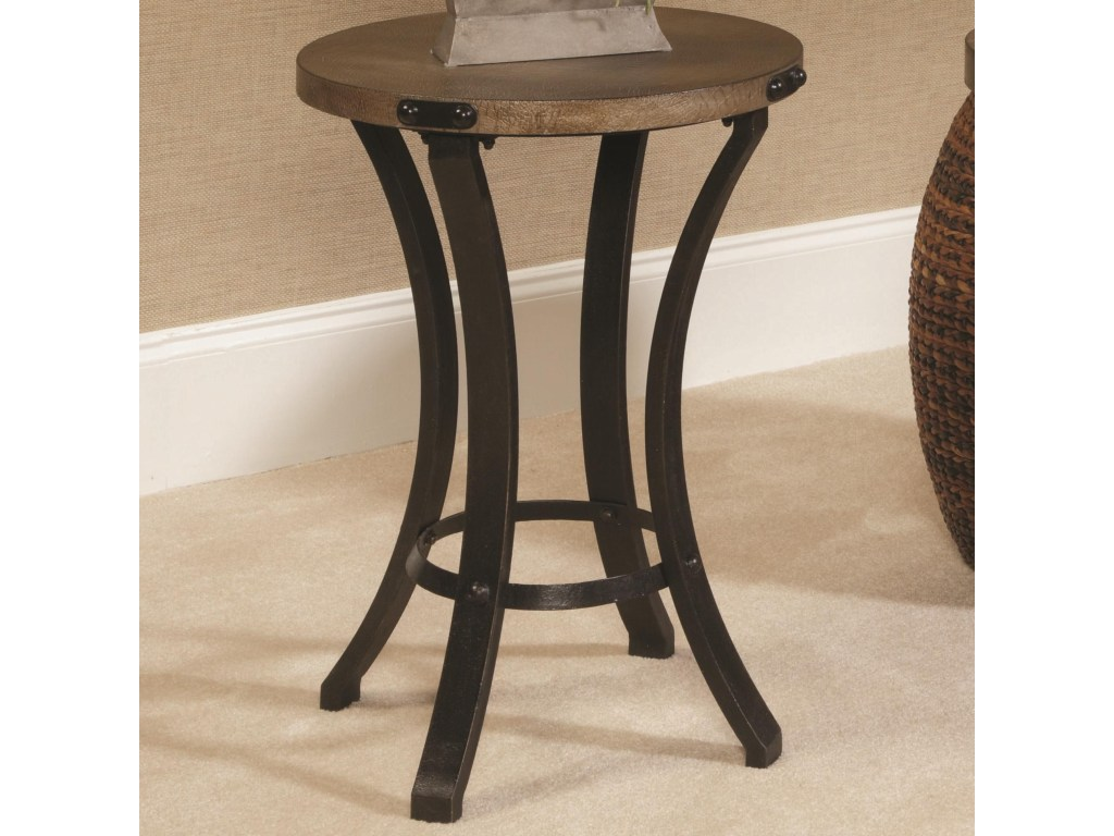 hidden treasures metal base round accent table morris home end products hammary color threshold treasuresround leick laurent cute lamps for bedroom antique coffee with glass top