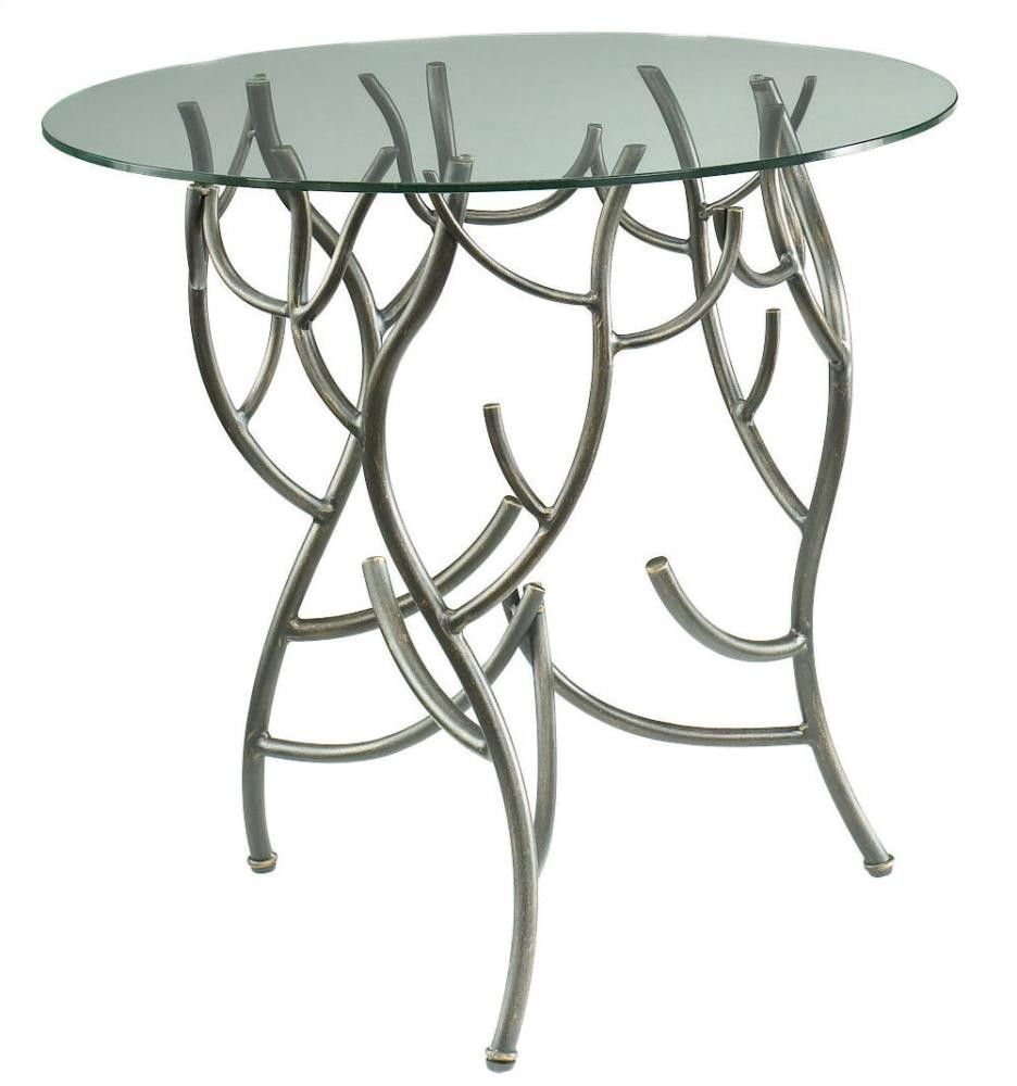 hidden treasures twig accent table tables christ boy small round patio unfinished console stackable coffee glass top metal end monarch drop leaf for spaces meyda tiffany lamps