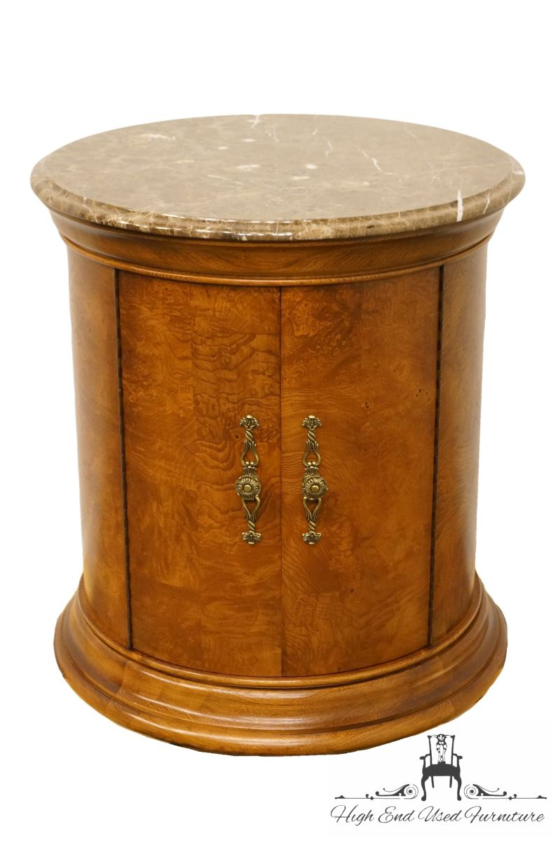 high end used furniture product categories house oak corner accent table thomasville elysee collection round commode marble top desk lamps cloth blue vase hobby lobby patio dining