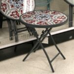 highly rated wicker patio set only shipped target threshold glass folding accent table outdoor woven metal regularly use code dads off final screw chair legs home plans dark end 150x150