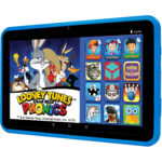 highq learning tab kids tablet intel atom processor accent tablette preloaded with apps games pink blue metal table black round side farmhouse extendable dining tables toronto 150x150