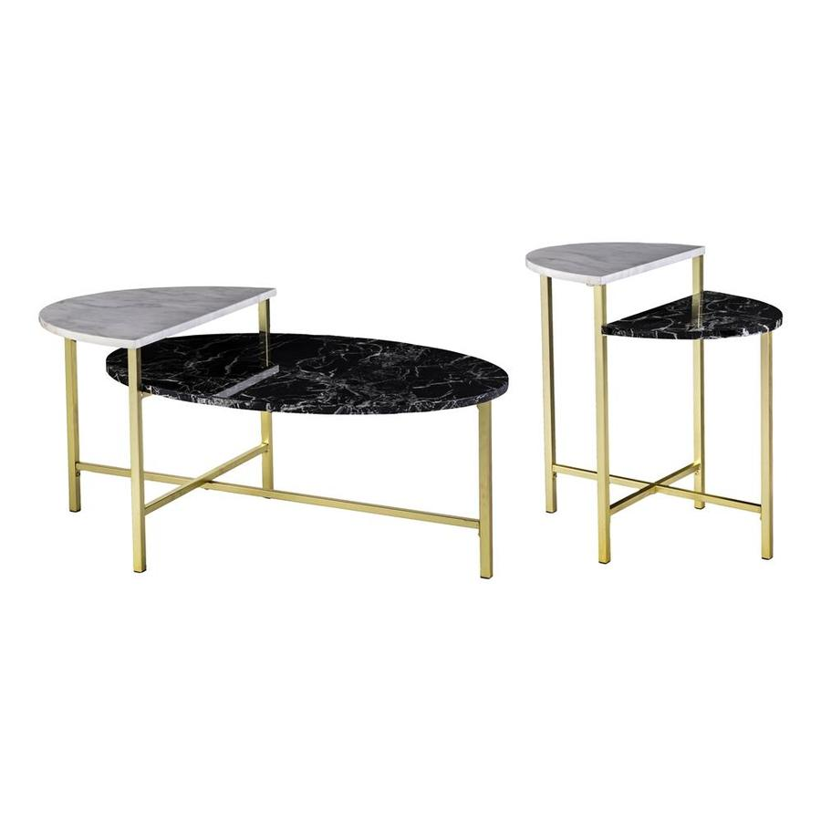holly martin bickly piece black and white accent table set furniture room dividers leather ott coffee target blue mosaic outdoor distressed tables pier dining chairs for small