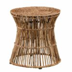 holly martin ocala hyacinth accent table stool free shipping today drop leaf desk oak nest tables ikea black dining chairs west elm sconce multi colored target round side and gold 150x150