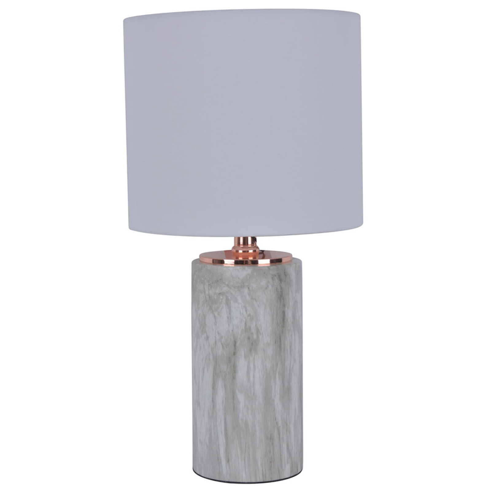 hollywood rose faux marble table lamp prod room essentials white accent waterproof cover outdoor knotty pine bar stools barn door kitchen cabinets round quilted topper patterns