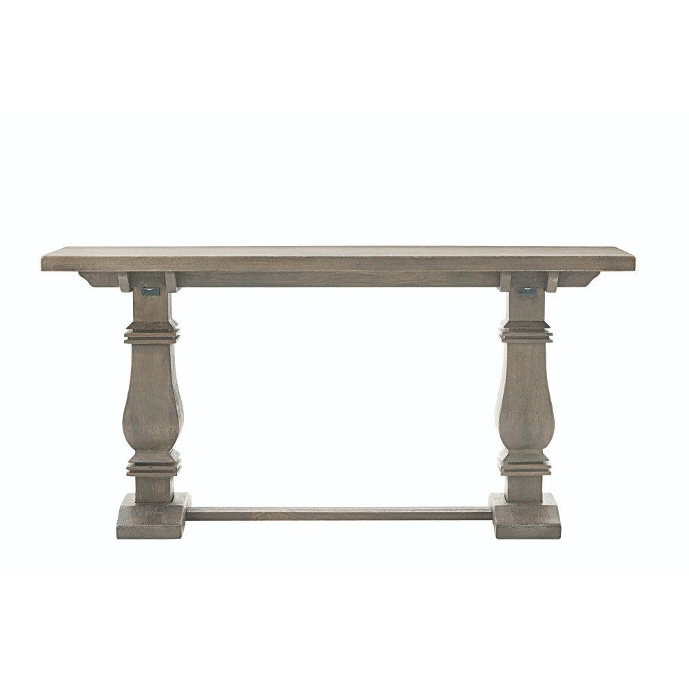 home decorators collection aldridge antique grey console table tables oak accent the sofa pottery barn distressed coffee and end round nest pedestal nightstand tall skinny