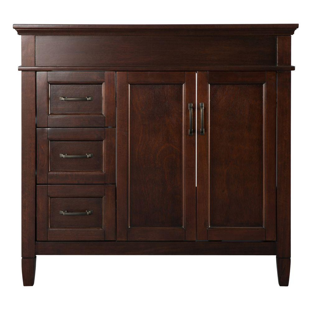 home decorators collection ashburn bath vanity cabinet only vanities without tops foremost accent table target mahogany inch round tablecloth low tables for living room linens