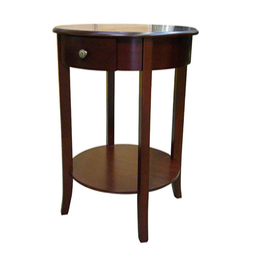 home decorators collection cherry storage end table gold accent with drawer round antique side shelf skirting furniture bellevue unique tables metal dining room chairs cover oval