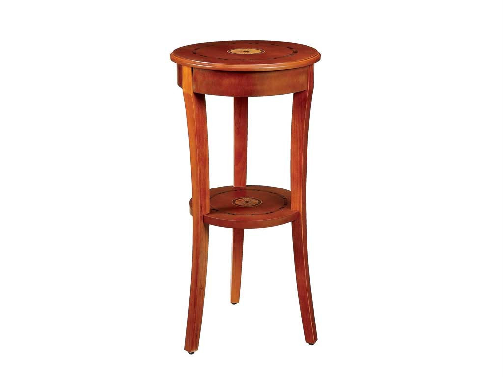 home design inspirational tall end table luxury marquetry inlaid round wood accent pedestal tables red and gold christmas tablecloth workbench vise bear coffee wrought iron with