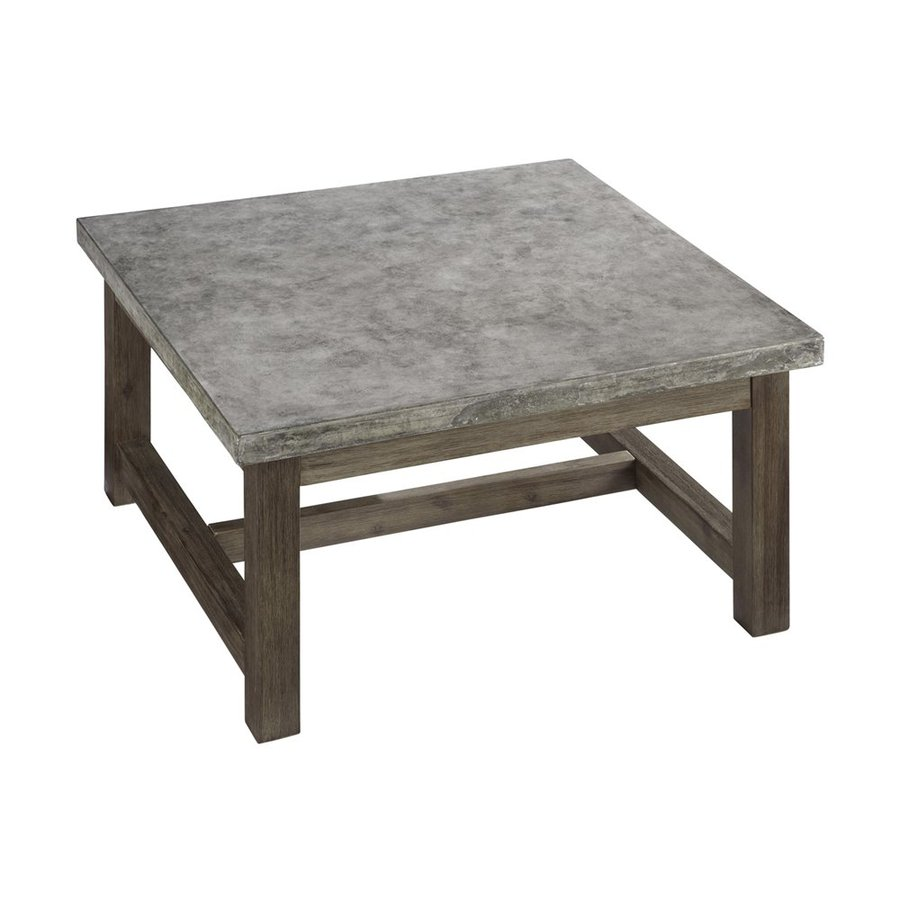 home styles concrete chic square wood coffee concreteelk cityclinton endless accent table elk city clinton wide end piece nesting tables cordless buffet lamps grohe shower head