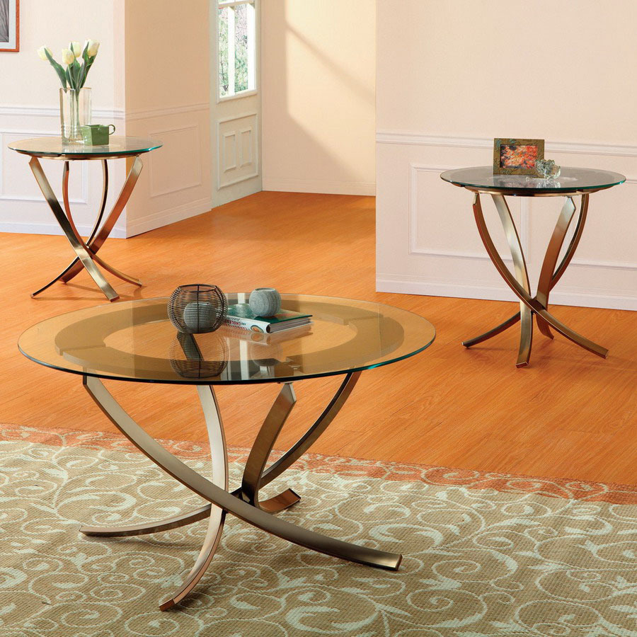 homelegance wylie bronze metal accent table set tables small deck oak wine cabinet drum seat height outdoor wrought iron modern marble top coffee round side with shelf patio sun