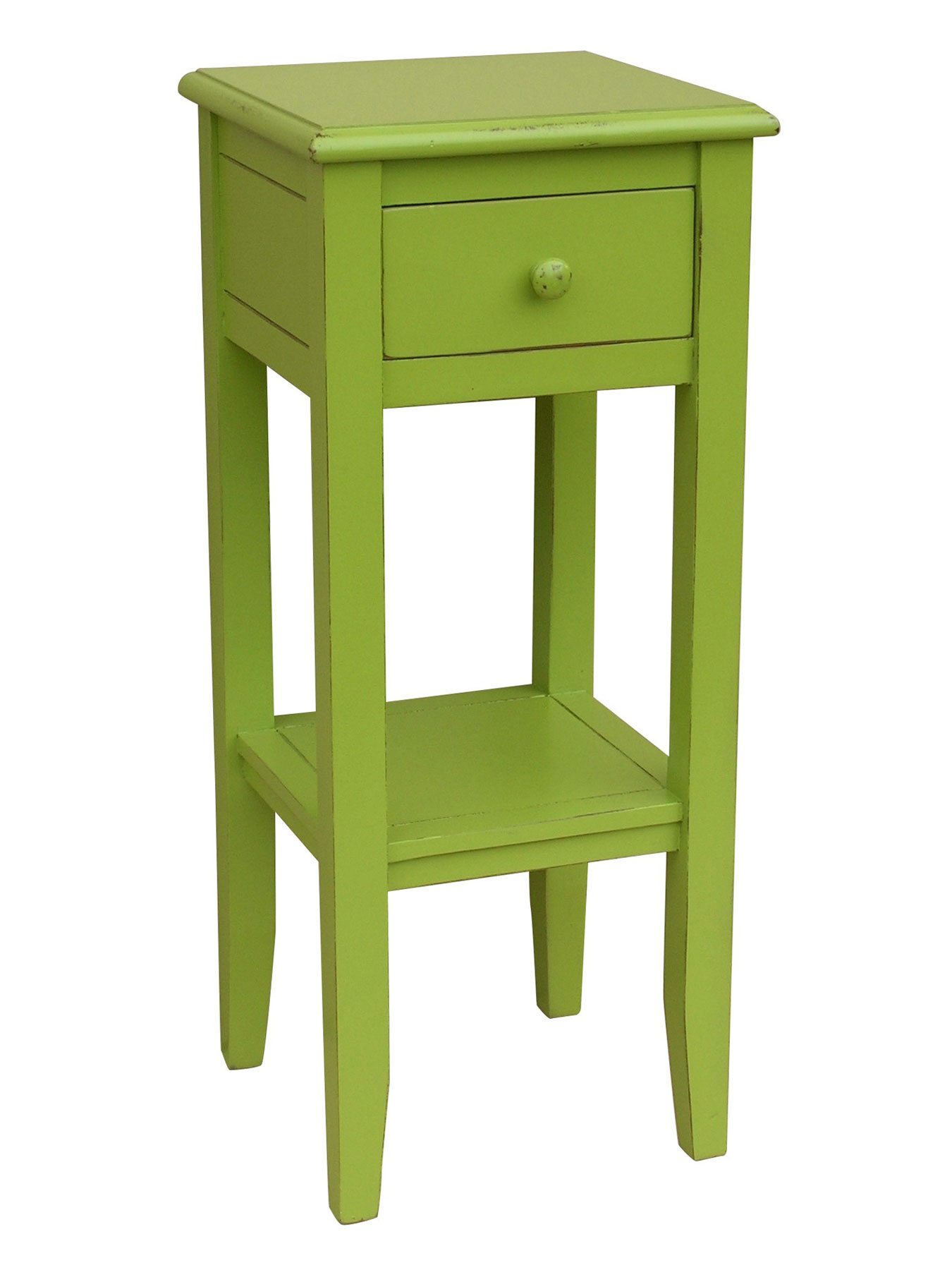 homestead accent table cottage home tall apple green unfinished dining chairs pretty round tablecloths martin furnishings ashley furniture storage white mirrored console metal