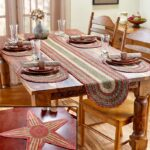 homestead braided table runner centerpiece set placemats accent placemat give your living space some farmhouse appeal with these accents the durable jute construction allows for 150x150