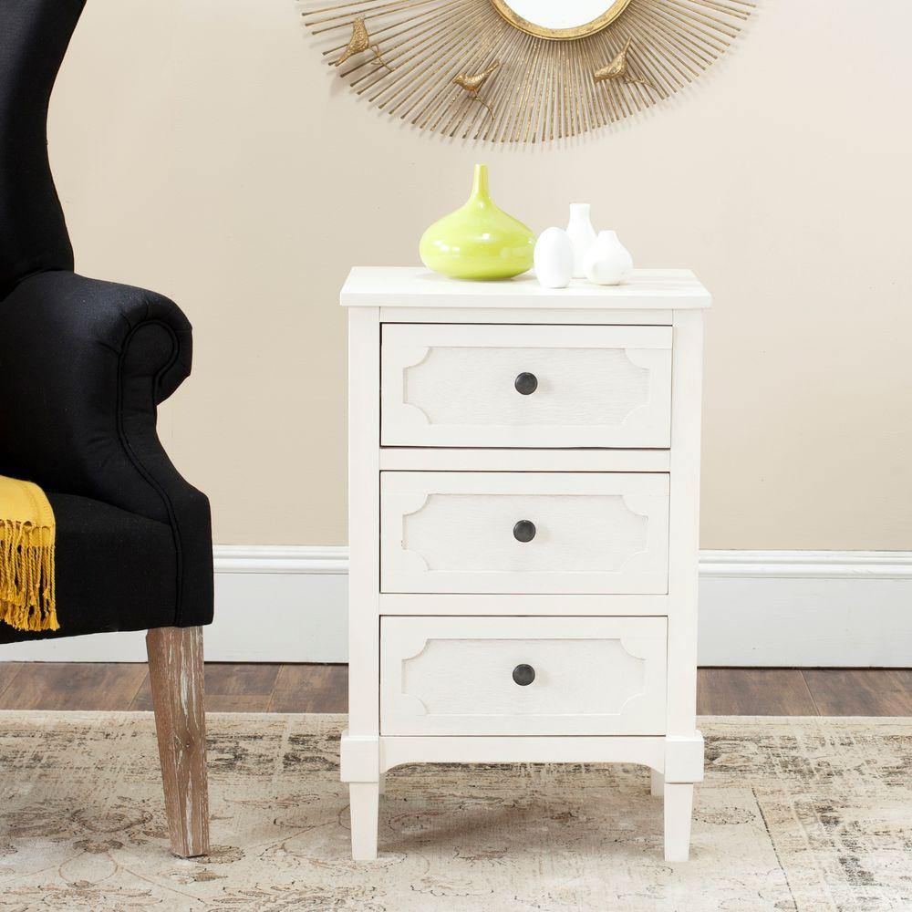 homesullivan hanna mid century tray top white accent table drawer target safavieh with storage the west elm small dining oil rubbed bronze spray paint side inches high french
