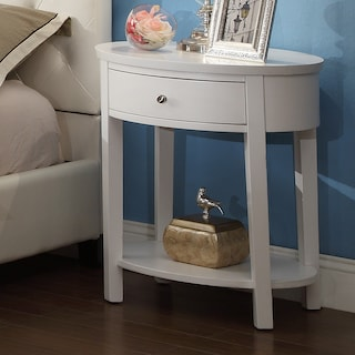 homevance northbrook accent table white janika safavieh grace geometric regular pedestal side and wood coffee small wrought iron grey ashley furniture set teak sidetable blue