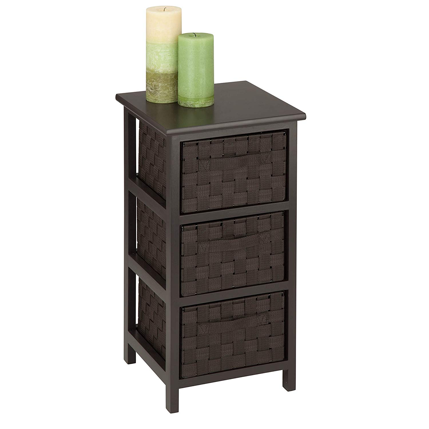 honey can ofc drawer natural wood frame atl three accent table storage organizer chest inch espresso brown kitchen dining mosaic top outdoor barn corner computer desk with hutch