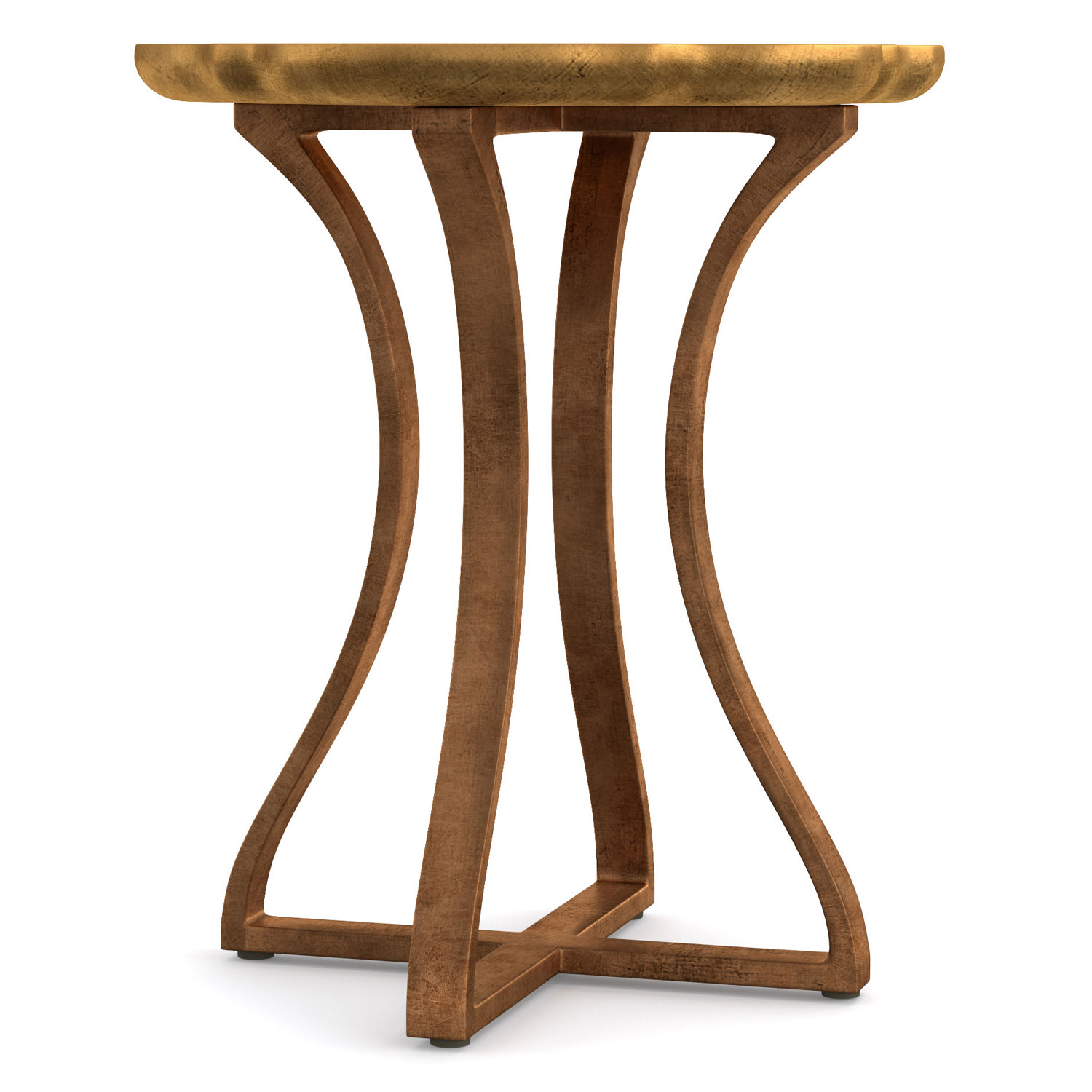 hooker furniture gold bois round accent table bellacor hammered hover zoom deep console bunnings garden chest kitchen island trolley mid century modern end tables small lamp duke