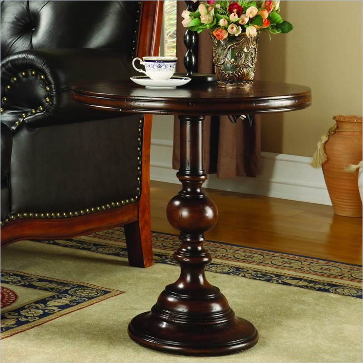 hooker furniture inch round pedestal accent table throne for drums square tablecloth sizes free coffee battery operated dining lamps pier one coupons printable patio cushions