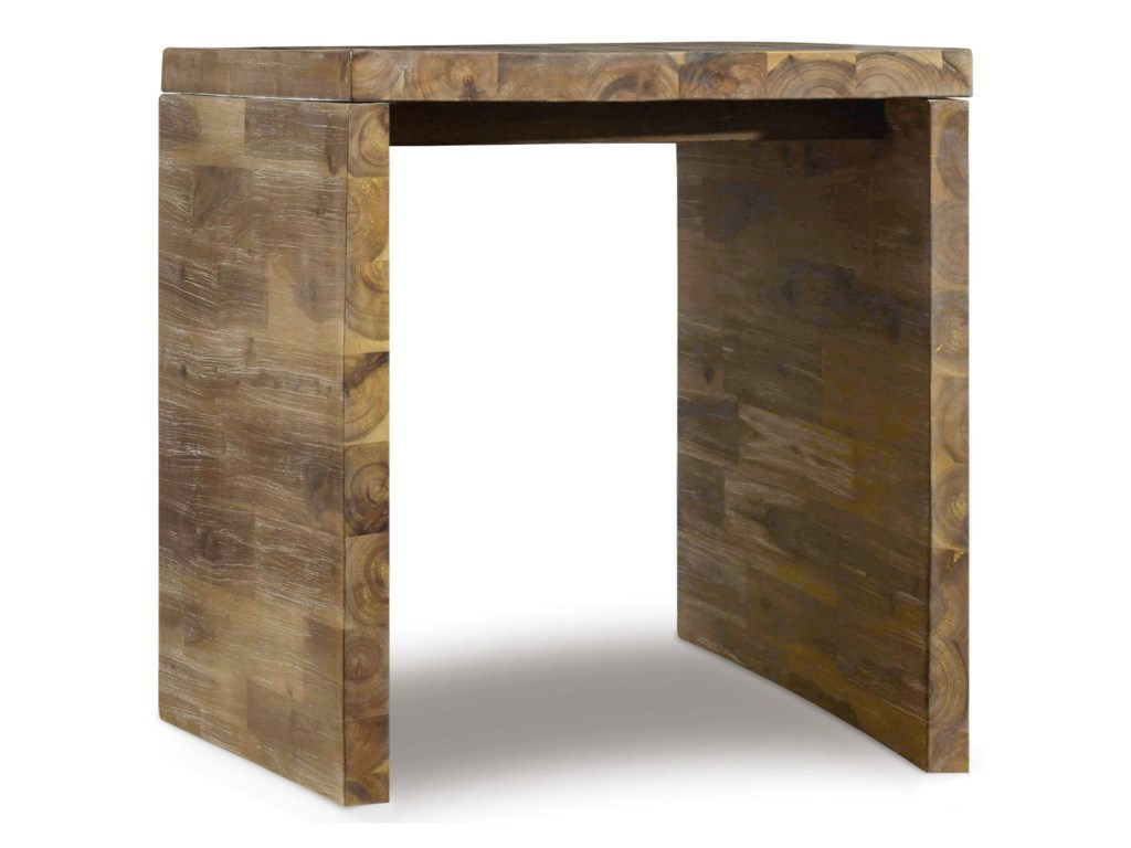 hooker furniture live edge ltwd rectangular end products color accent table brown threshold dunk bright tables next bedside tiffany desk lamp bunnings swing seat kirklands bar