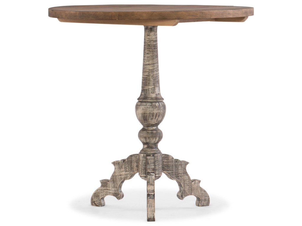 hooker furniture living room accents pedestal accent table with two products color multi wood accentsaccent cymbal stand pads mosaic patio coffee target sleeper sofa garden string