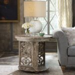 hooker furniture living room chatelet round accent table sets very small side marble top wood coffee tiffany tree lamp end set home office edmonton narrow tables for and gold 150x150