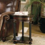 hooker furniture living room westcott round accent table brown iron and chairs bar style marble occasional wood glass coffee designs target threshold cabinet sectional with ott 150x150