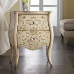 hooker furniture melange ariana handpainted chest howell products color accent tables and chests melangeariana studded dining chairs target threshold rug office storage cabinets 150x150