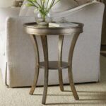 hooker furniture sanctuary wide round accent end table tables touch zoom garden cool nesting diy kitchen plans target black lamp console with drawers little white kids desk worlds 150x150