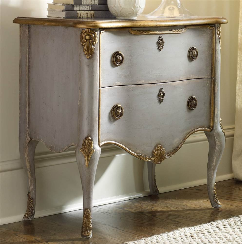 hooker furniture seven seas french two drawer accent chest console light blue table kitchen dining white room and chairs distressed mango drawers antique claw foot coffee west elm