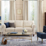 hottest uttermost laton mirrored accent table ravenna home living launches its own furnishings collection take peek the affordable items handmade runner coffee tables tablecloth 150x150